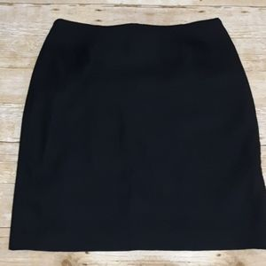 Dressbarn black skirt size 14